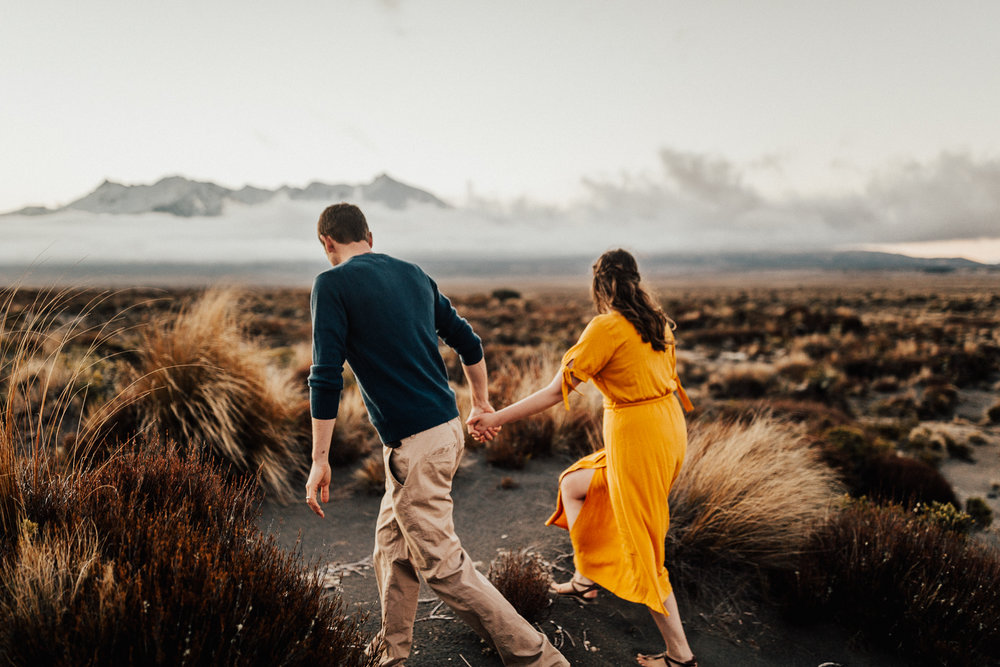 New Zealand destination wedding photographer