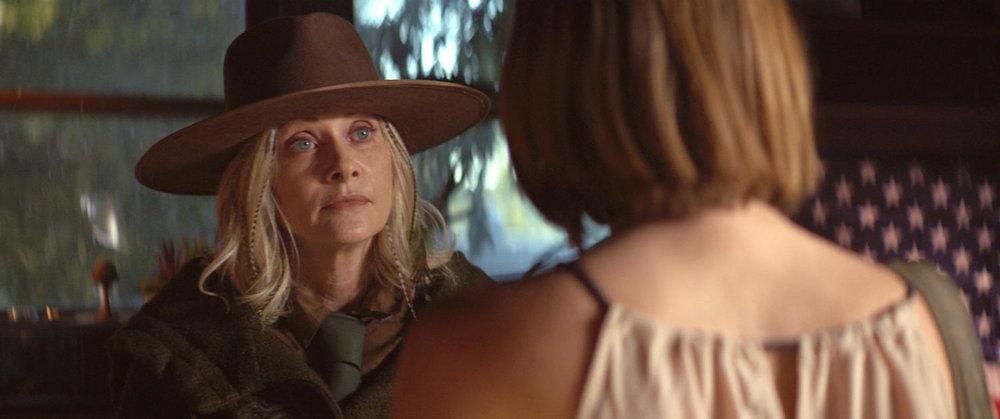 Featuring Barbara Crampton as 'Ranger Samantha''