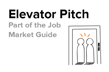 Stand Out In The Job Market Elevator Pitch Start With Why