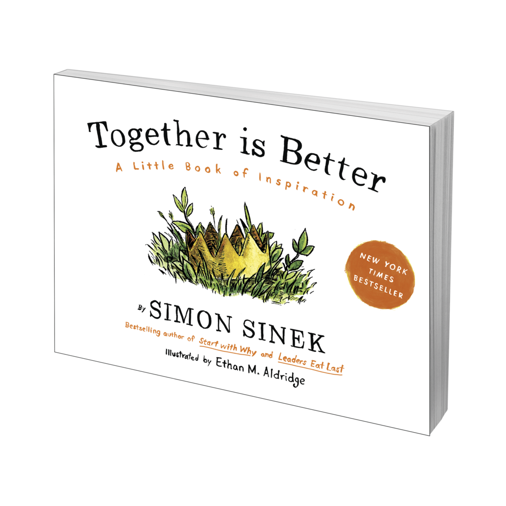 together is better start with why