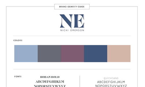 Brand Identity Style Guide