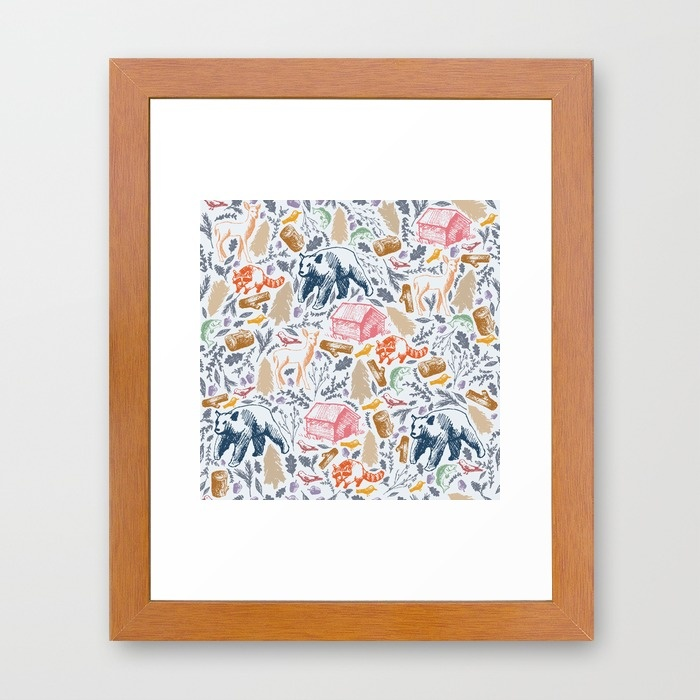 rustic-pattern-nxa-framed-prints