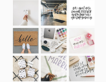 Instagram (Olive Paper Co)