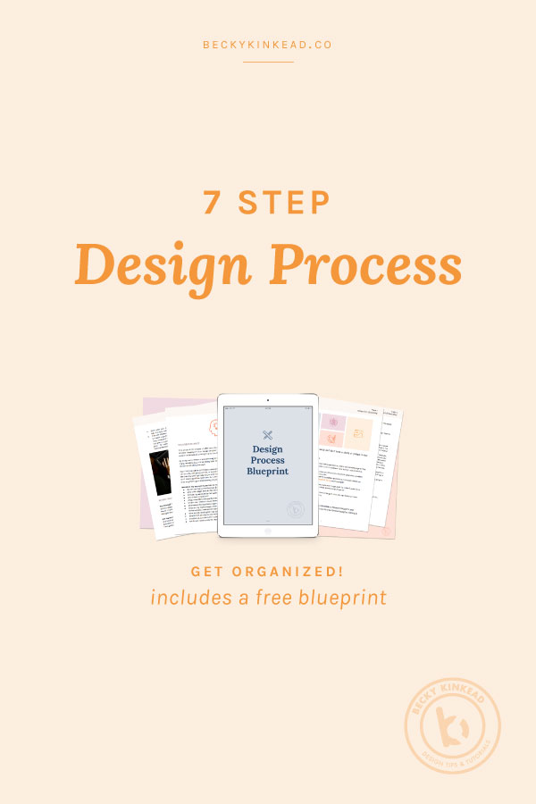 The 7 steps you need in your graphic design process a free the 7 steps you need in your graphic design process a free blueprint malvernweather Gallery