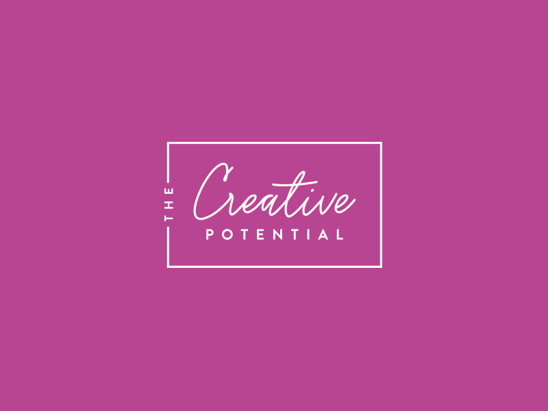 The Creative Potential Logo Design