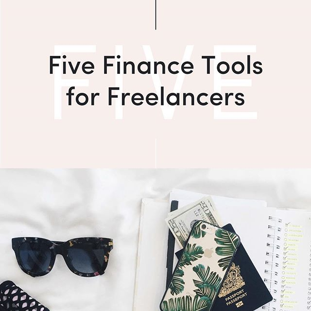 On the blog today: check out 5 fave finance tools for freelancers 💰👩🏼‍💻 👉link in description