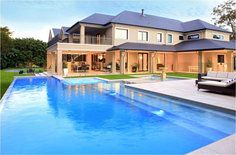 A typical residential Pool can have up to 100,000 litres of water