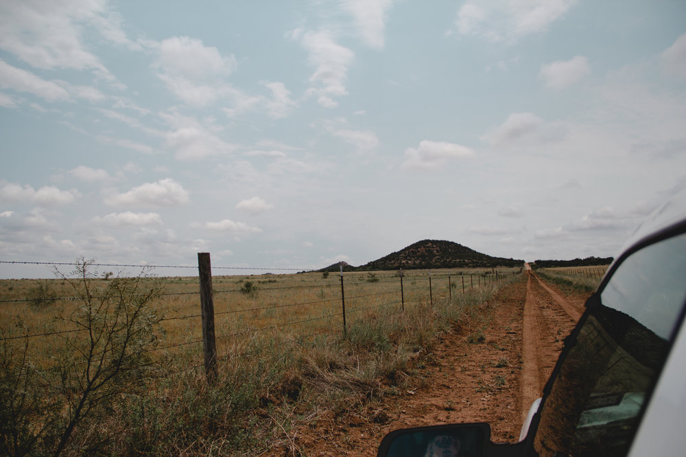 Medicine Mounds, Quanah, Texas, USA