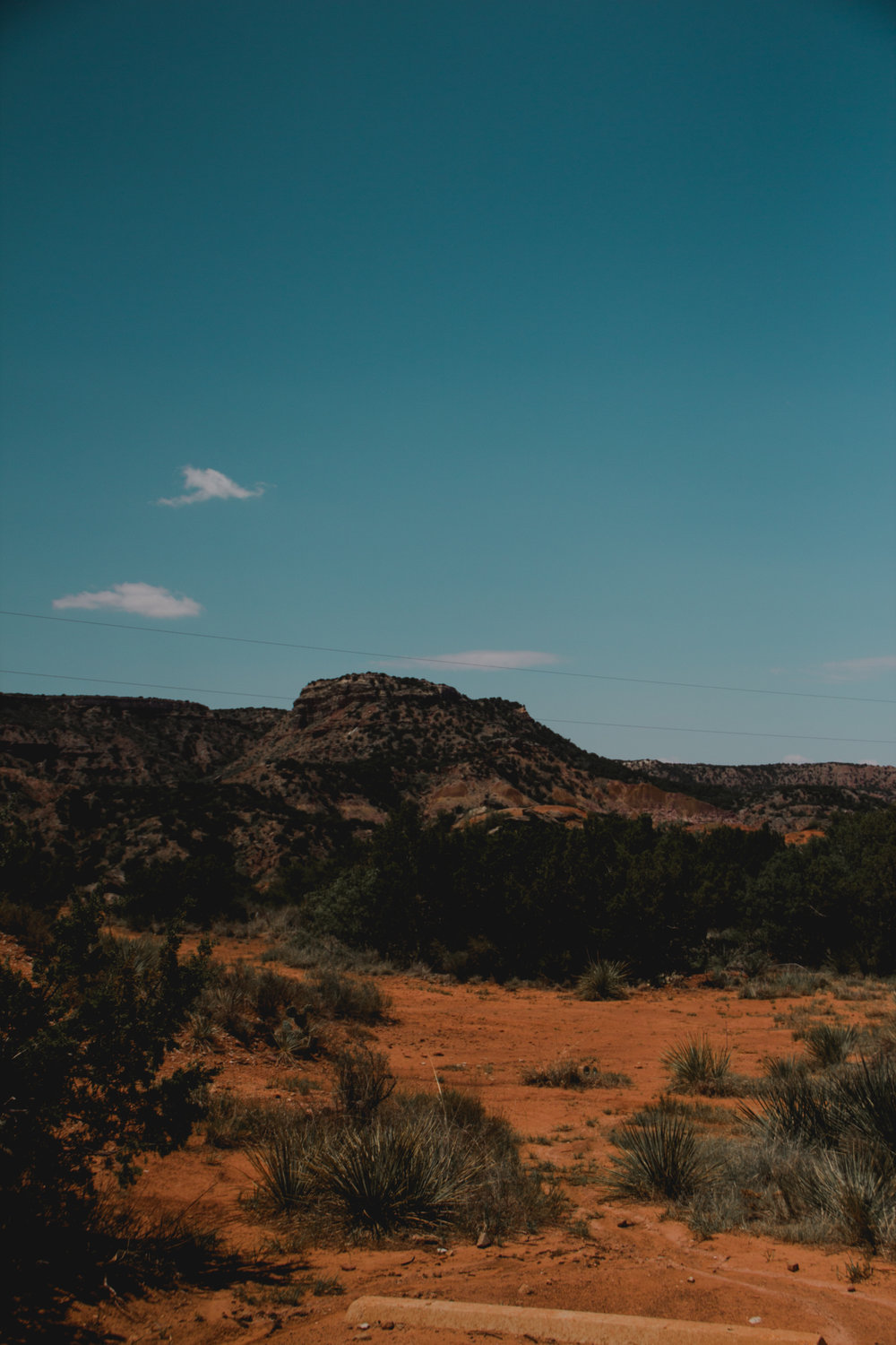 Palo Duro Canyon, Amarillo, Texas, USA