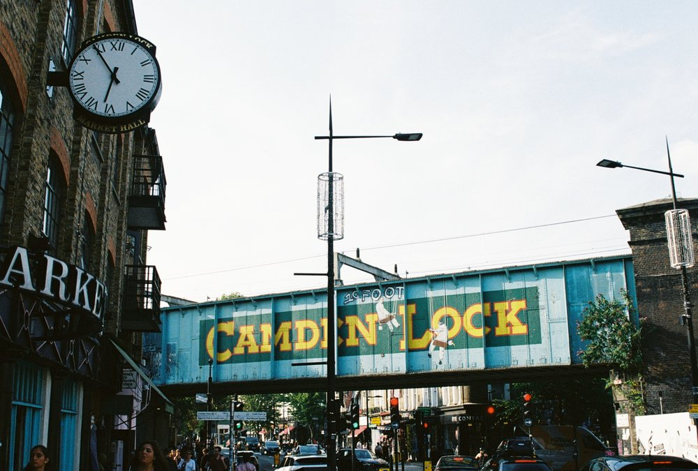 London, United Kingdom, Camden Town