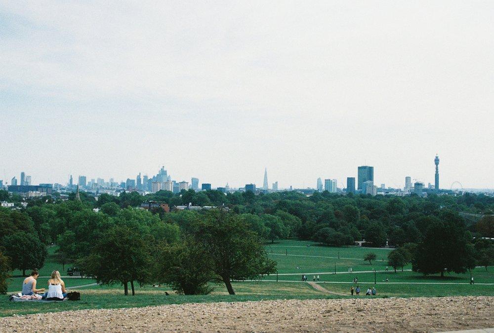 London, United Kingdom, Primrose Hill