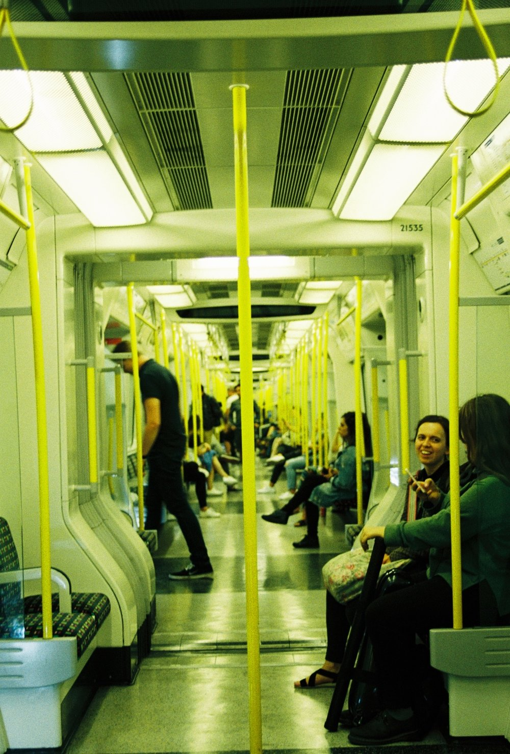 London, United Kingdom, Underground
