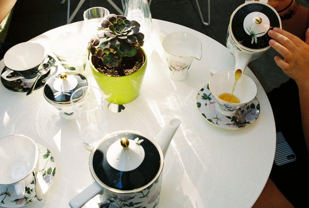 London, United Kingdom, High Noon Tea