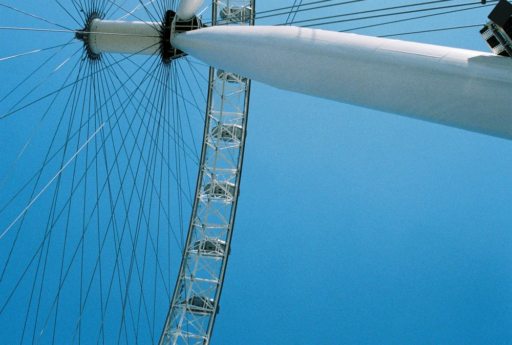 London, United Kingdom, London Eye