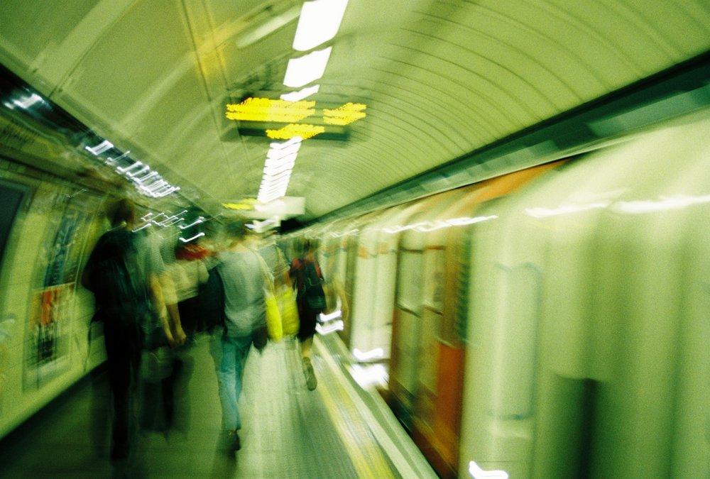 London, United Kingdom, Underground, Tube