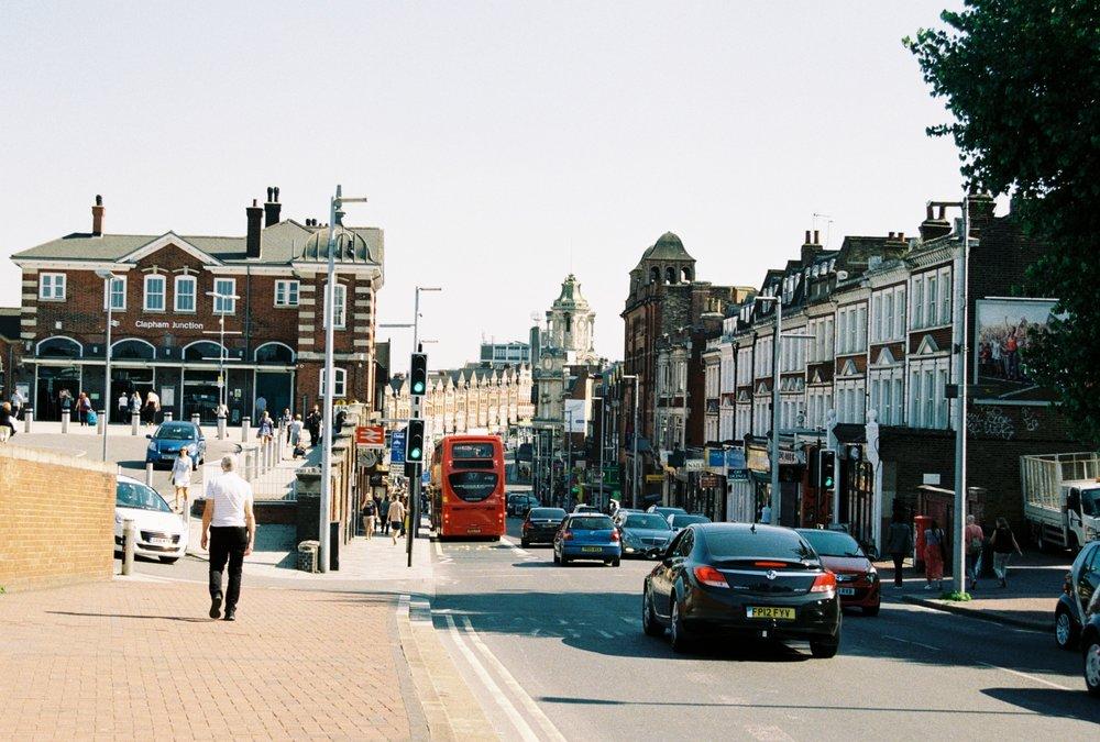 London, United Kingdom, Clapham Junction