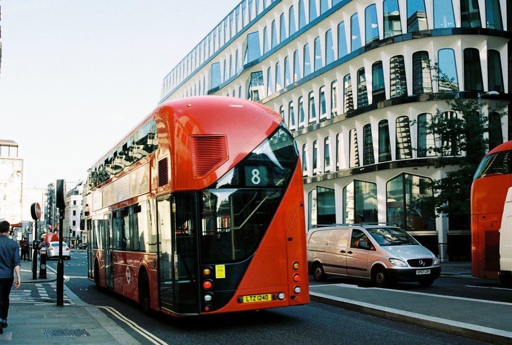 London, United Kingdom, Double Decker Bus