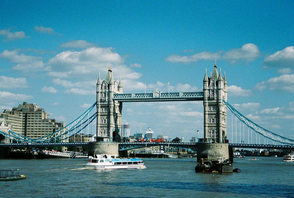 London, United Kingdom, Tower Bridge