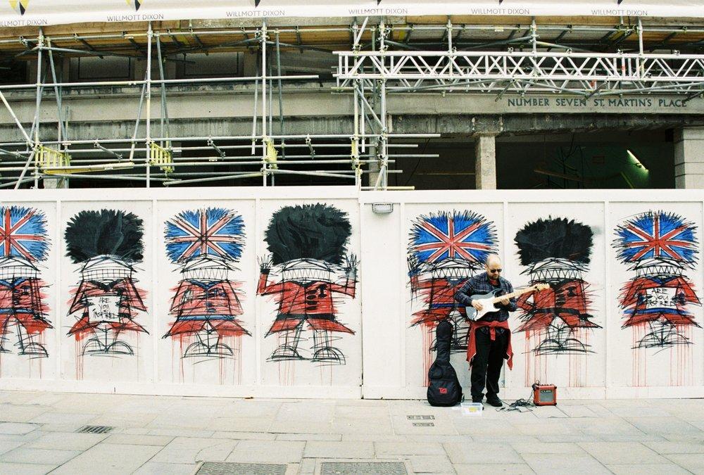 London, England, Film