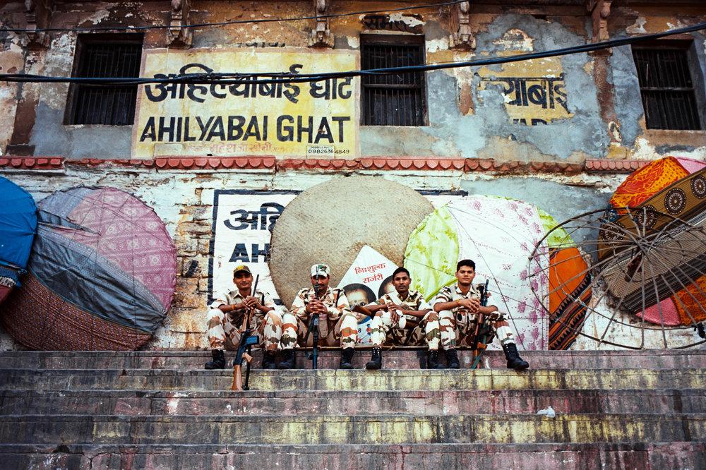 Varanasi. 2017