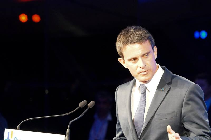 Manuel Valls, Prime Minister of the French Republic