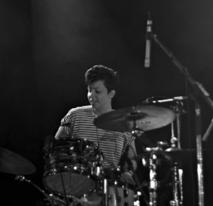 Cat Leahy, Sal's drummer, booker and favourite Australian woman in music. Image: Gavin Freeborn