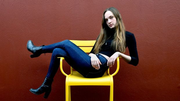 Gretta Ray also won the Vanda and Young Songwriting competition in October 2016. Image via  SMH