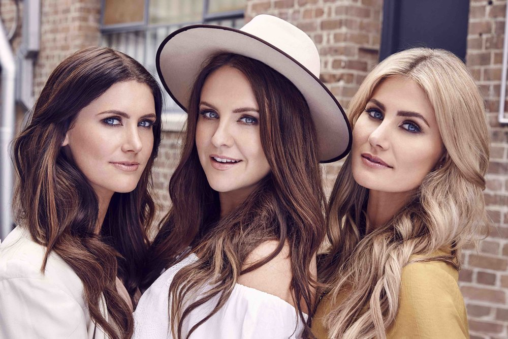 The McClymonts, image supplied