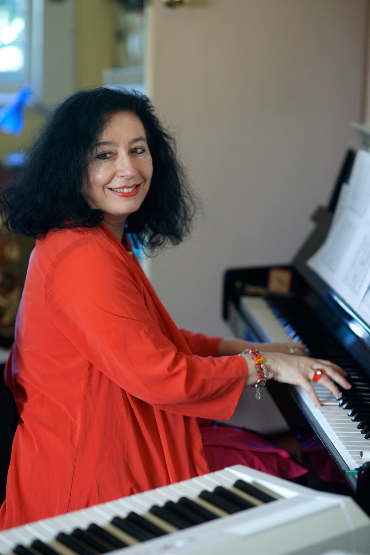 Elena Kats Chernin. Image by Bruria Hammer