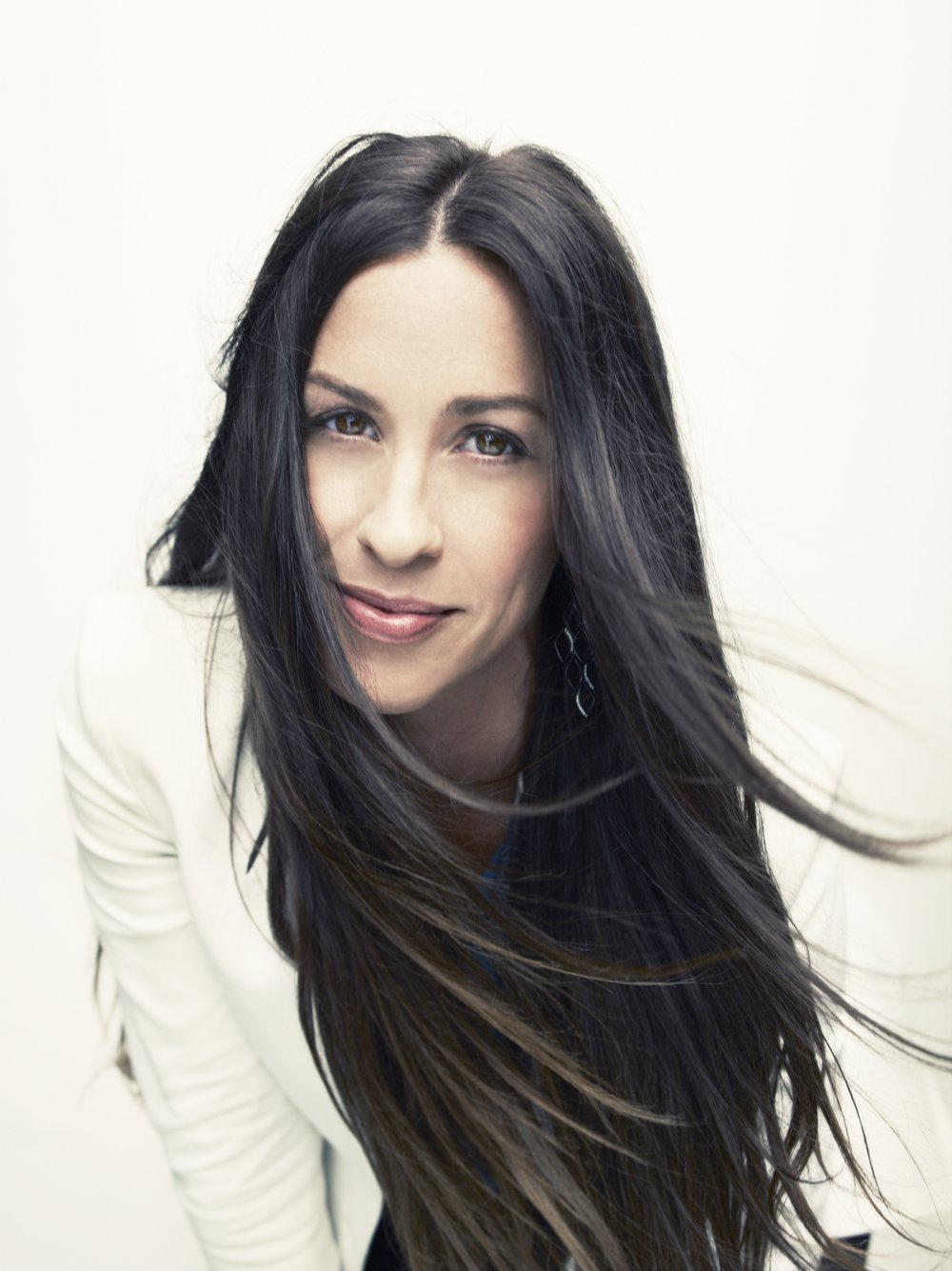 Alanis Morisette photo courtesy of Williams & Hirakawa