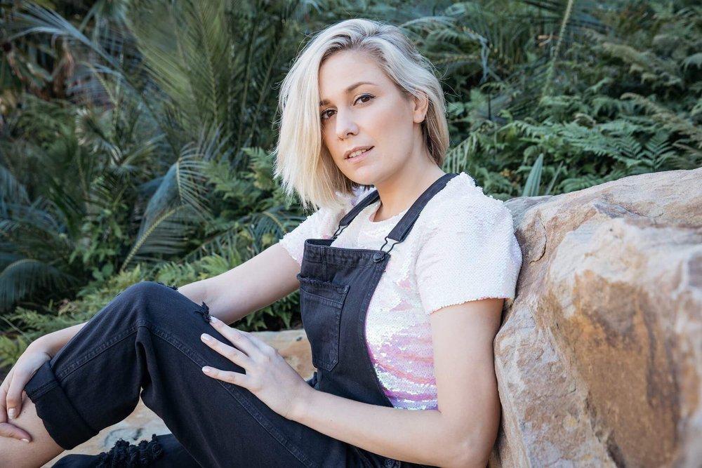 Jess Beck. Image by Daniel Boud