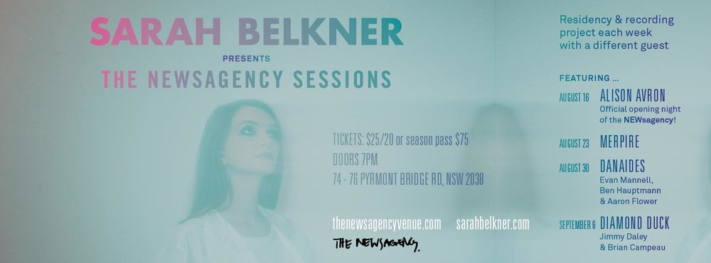 Sarah Belkner The Newsagency