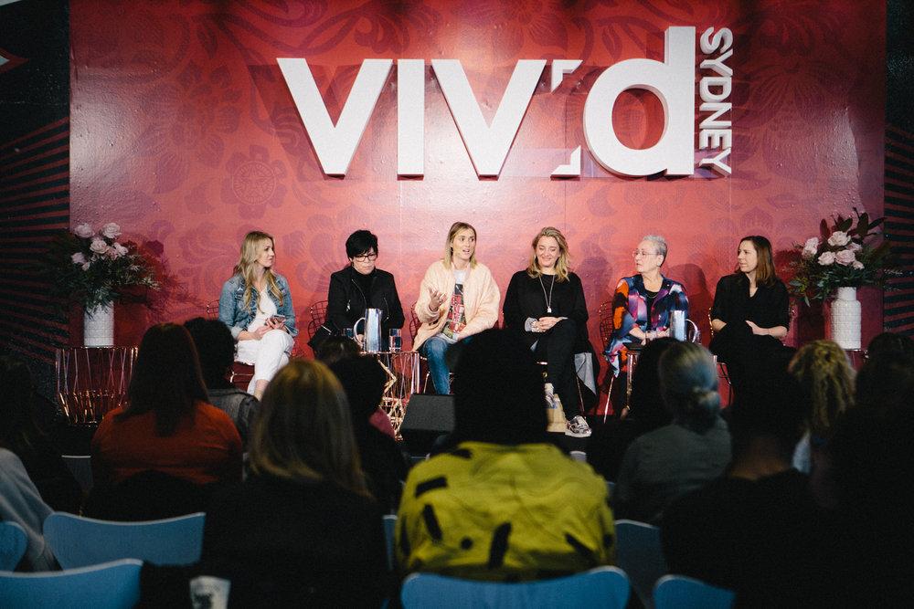 Vivid Sydney Music Love Pathway to Platform Panel