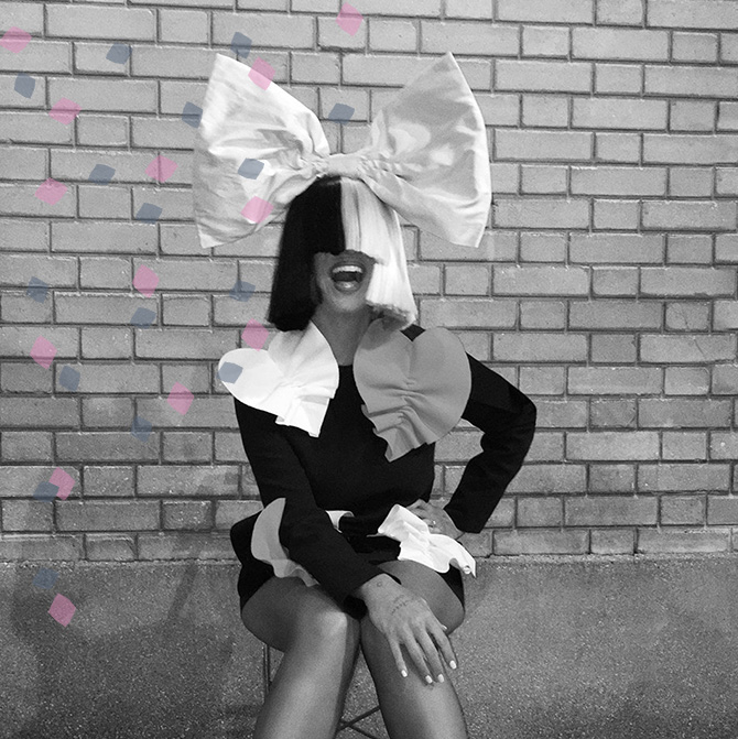 Sia is coming back to Australia to play two shows in Melbourne and Sydney. Her first tour since 2011. Amy Shark is supporting - Make sure you get your tickets!