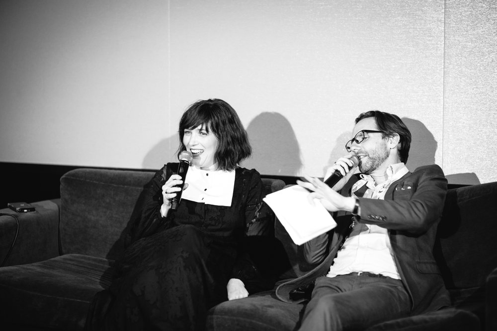 Sarah Blasko with Robbie Buck at the 2016 ARIAs