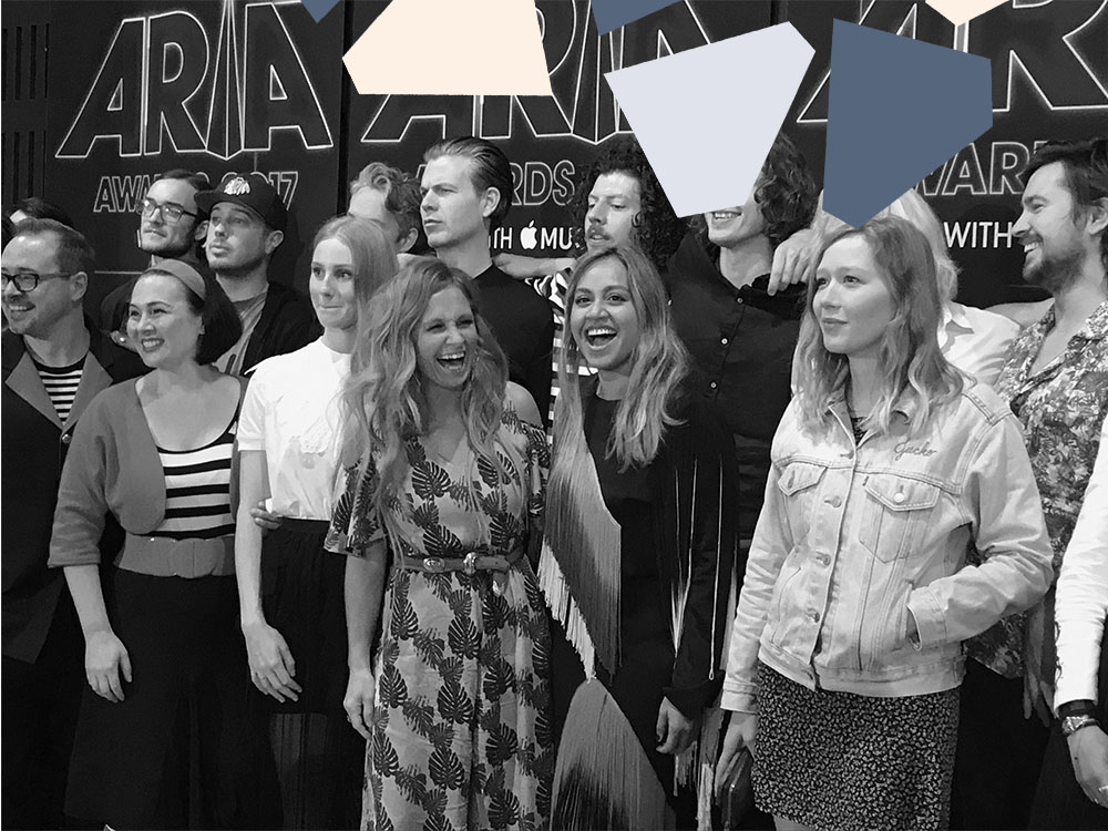 Women fan the flames in this year's ARIA Award nominations. - Read the wrap for this year's women nominees...