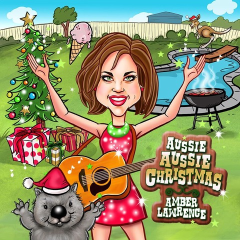 Amber Lawrence 'Aussie Aussie Christmas' .jpeg