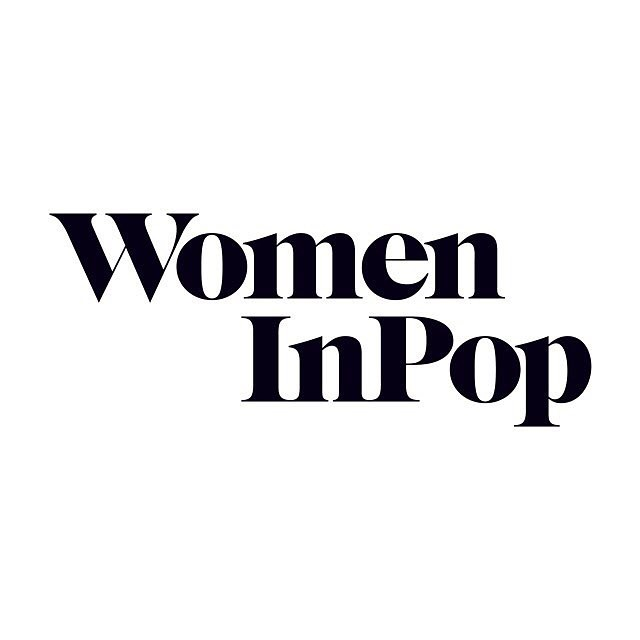 Swipe for an announcement and please follow @womeninpop to continue supporting women in music! Thank you for all your support! #womeninmusic 🎈