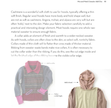 21 Cashmere Hooded Light Neurtral Pullover-95