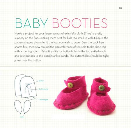38 Baby Booties -163