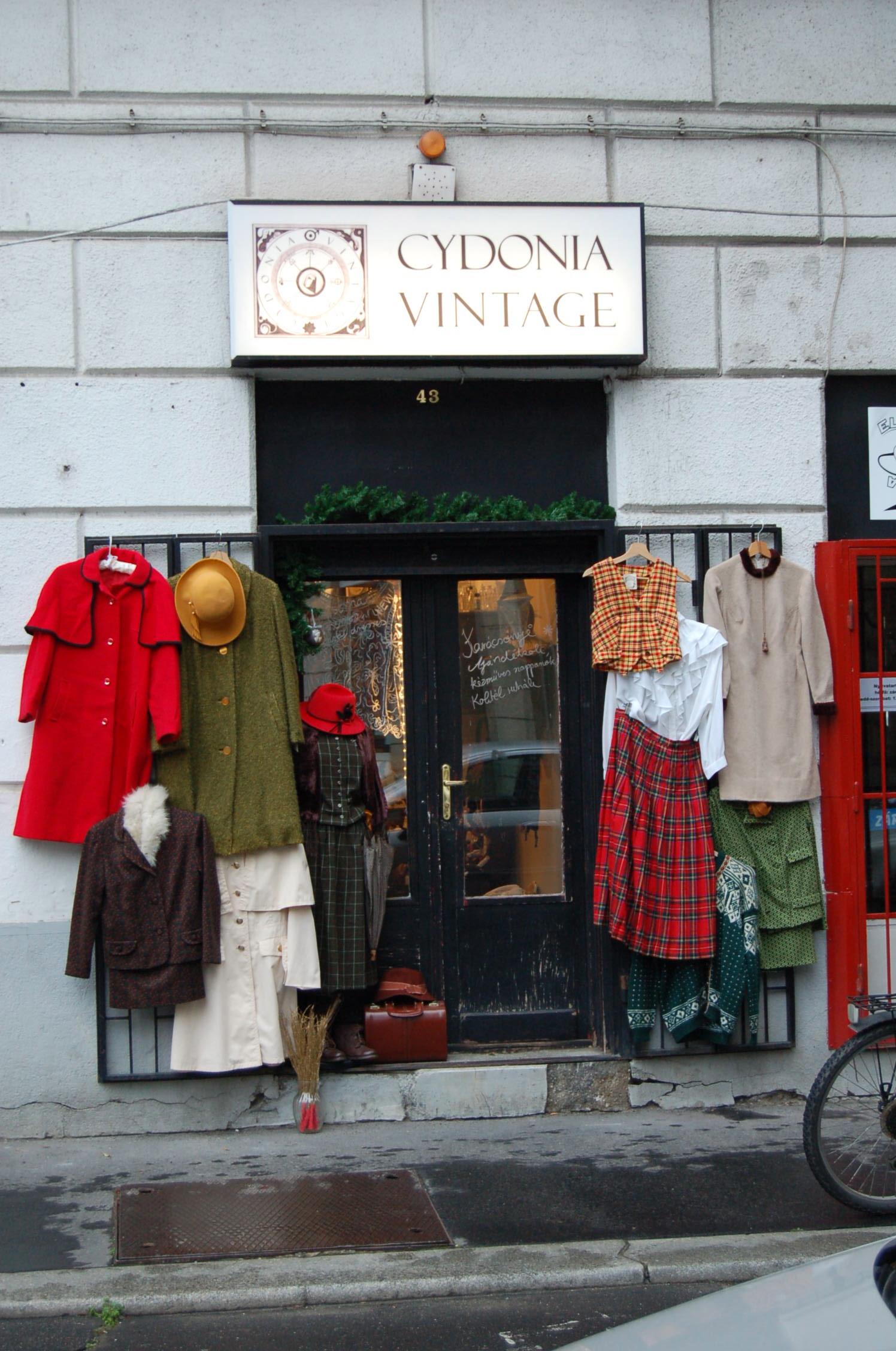 Budapest Thrift Shop