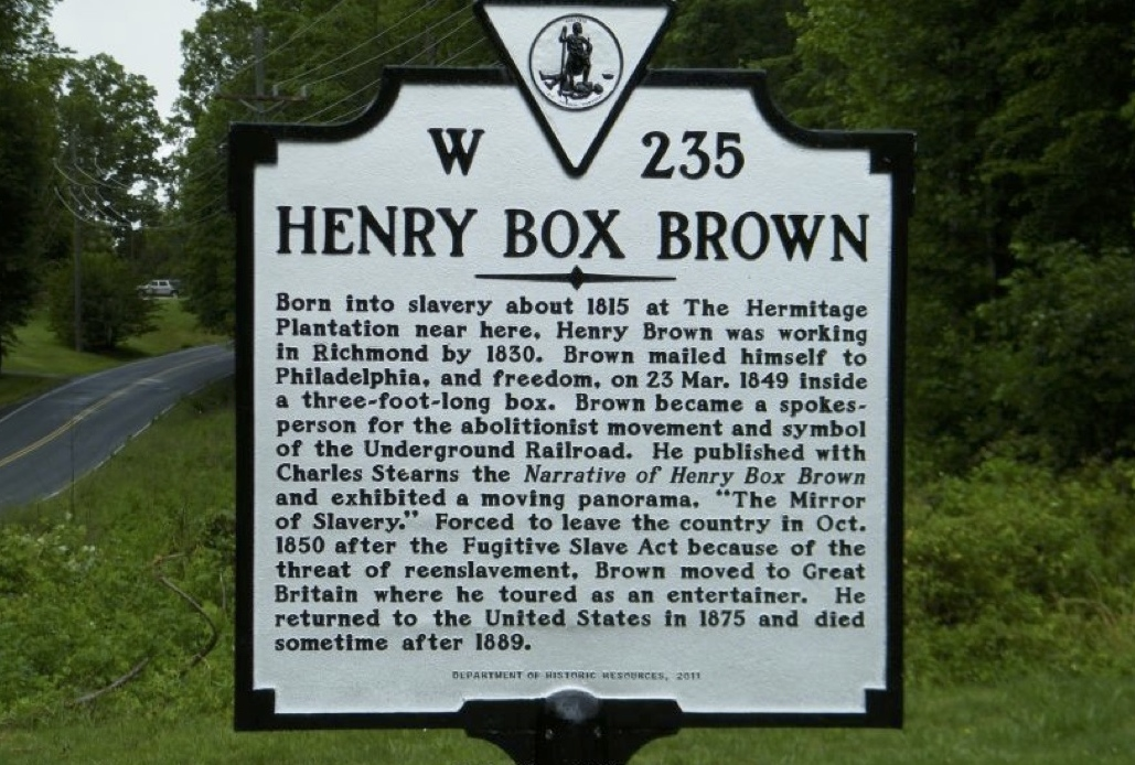 Henry Box SIgn