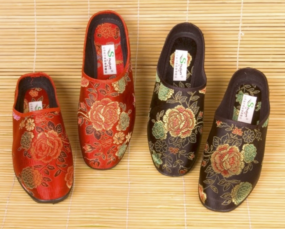 China Sprout Slippers