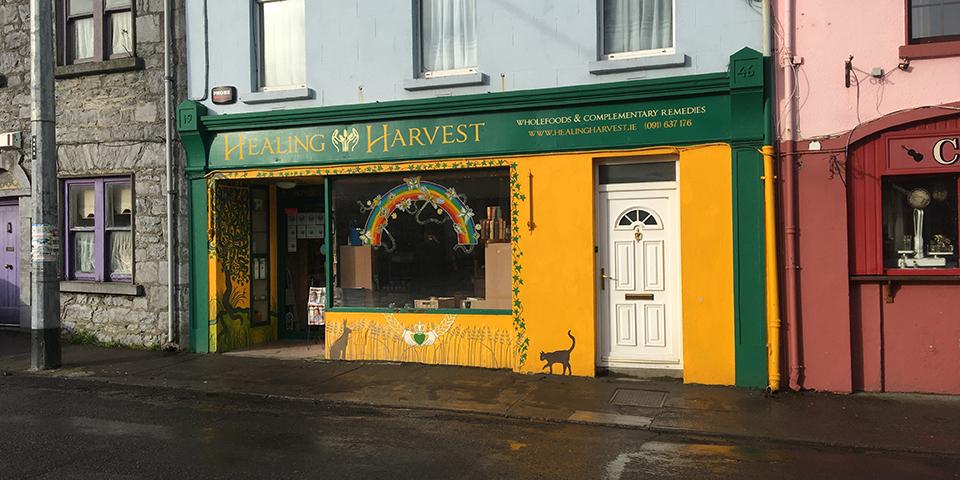 Healing Harvest - Kinvara Co. Galway