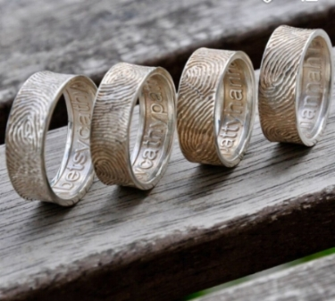 Rings by Slowack Jewlery