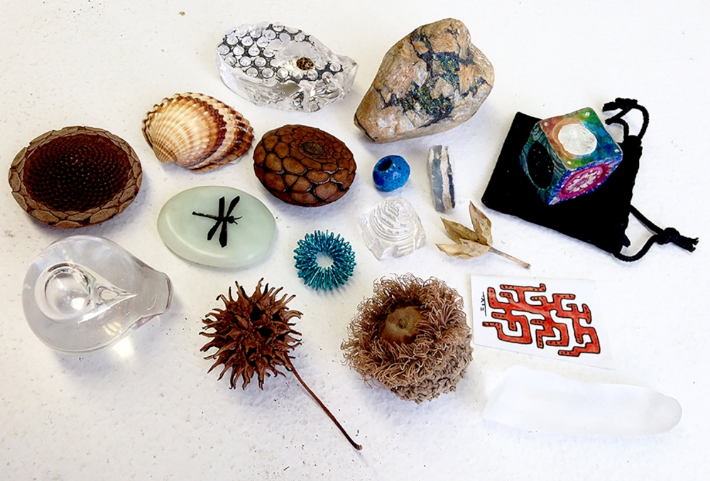 Little Treasures - Gifts and Found Objects