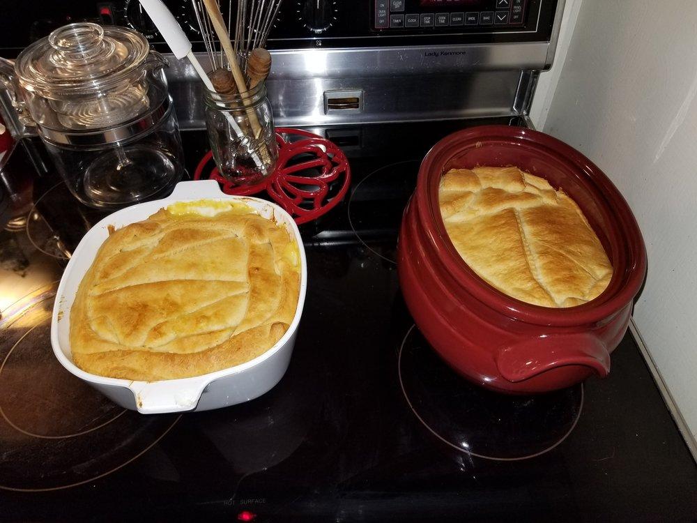 Photo Credit: David Motta's photo... and Chicken Pot Pie! Great job!