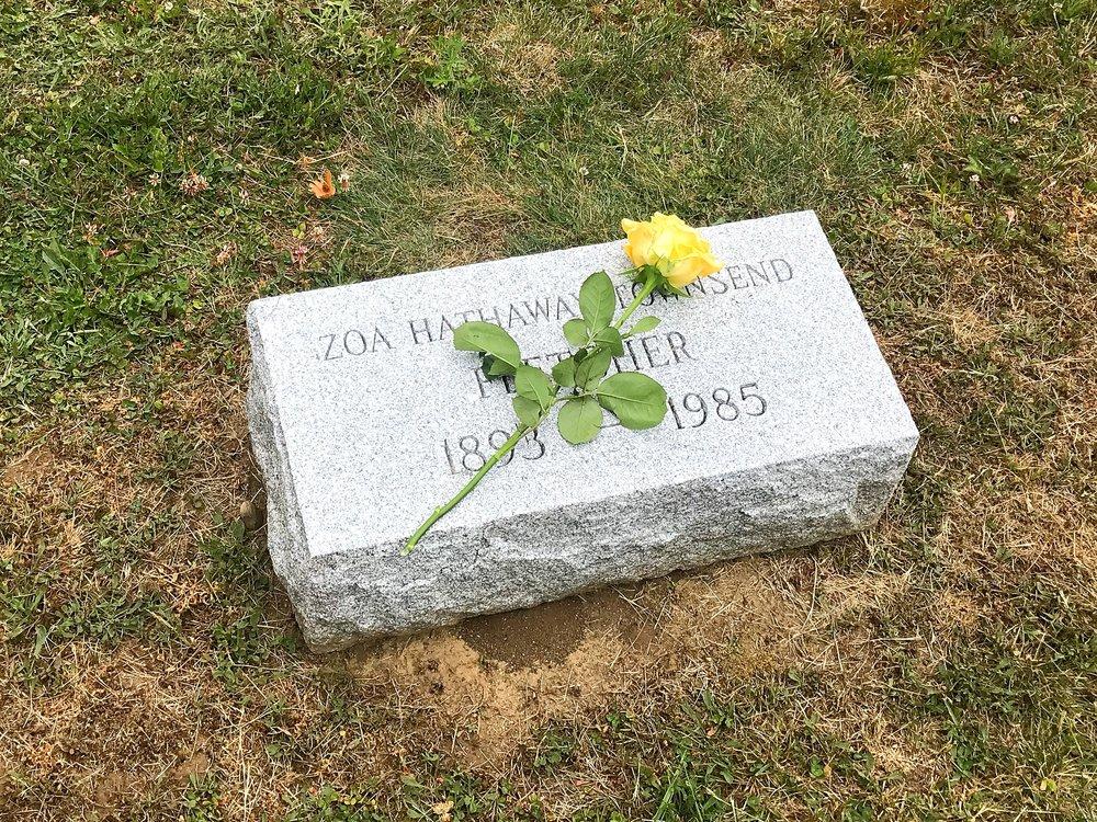 ZOA HATHAWAY TOWNSEND FLETCHER 1893-1985