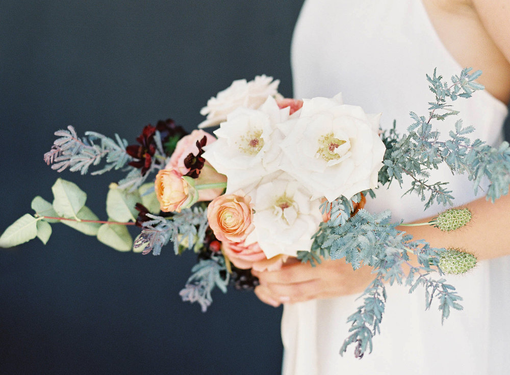Styled by Brie Walter / PAVAN floral | Photographed by Sara Weir