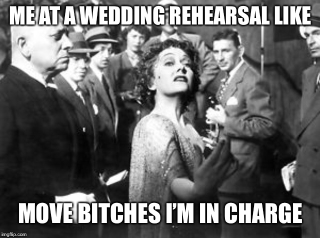 Wedding Planning Meme.Learning To Let Go In Wedding Planning Aislesurvive Com